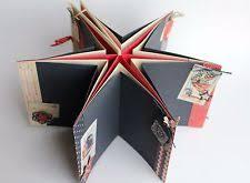 Handmade Scrapbook Albums Chipboard Mini Scrapbooking Albums U0026 Refills Ebay