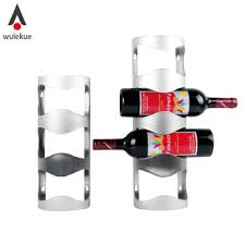 online shop wulekue stainless steel wine rack right angle single