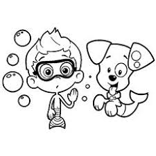 free bubble guppies coloring pages printables bubble guppies coloring pages free bday kids