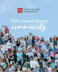 Annual Report 2015 By Akron Community Foundation Issuu