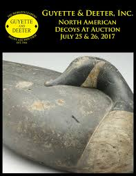 north american decoys at auction april 24 u0026 25 2014 by guyette
