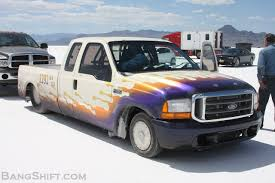 Ford Diesel Drag Truck - bangshift com 1999 ford f 250