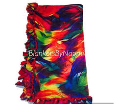 themed blankets tie dye blanket fleece tie dye fleece blanket 70 s