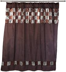 Silver Sparkle Shower Curtain Amazon Com Popular Bath Elite Orb Shower Curtain Home U0026 Kitchen
