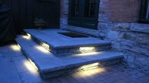 Step Lights Led Outdoor Awesome Led Step Lights For Led Step Lights White Trimmed Mini