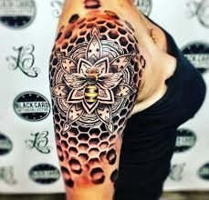 31 wonderful quarter sleeve tattoos designs and ideas 2018