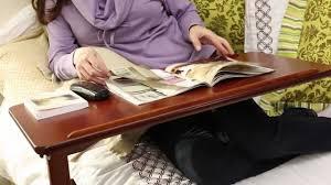 Telescoping Table Adjustable Bedside Table Improvements Catalog Youtube