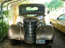 Classic Chevy Custom Trucks - 1938 chevrolet truck restoration and repairs of metal work u2013 the