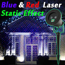 outdoor christmas laser lights outdoor christmas light laser projector blue static effect new