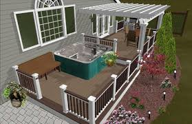 Pergola Deck Designs by Deck Fencing Ideas Fun Deck Decks U0026 Fencing Contractor Talk