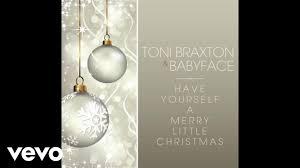toni braxton babyface yourself a merry