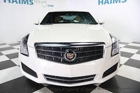 ats cadillac 2013 2013 used cadillac ats 4dr sedan 2 5l luxury rwd at haims motors