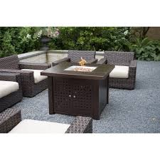 Gas Fire Pit Table And Chairs Coffee Table Marvelous Round Gas Fire Pit Wood Burning Fire Pit