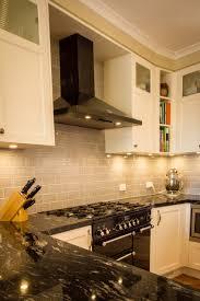 arch shape glass tiles bathroom mirror wall kitchen backsplash 3d