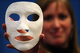 how to make a mask for halloween the masks we wear the atlantic