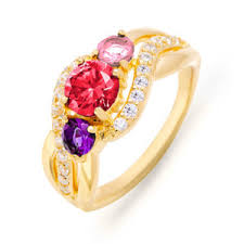rings with birthstones rings with birthstones evesaddiction jewelry