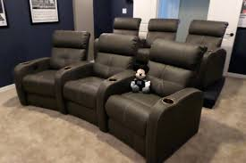 theater seating chairs furniture sofa recliners at home theater
