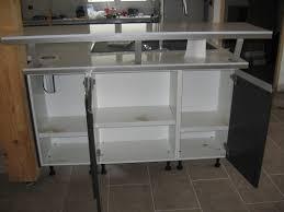 meuble pour cuisine meuble bar cuisine pas cher dcoration ilot de cuisine noir