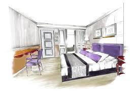 couvre si e couvre lit floral noir et blanc table de nuit carrée peinture