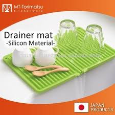 Kitchen Sink Drainer Mat Japanese Always Using Sink Drain Mat For Home Kitchen