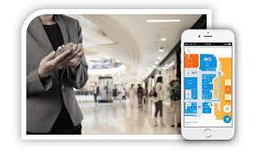 mall app indoora indoor positioning systems shopping mall app