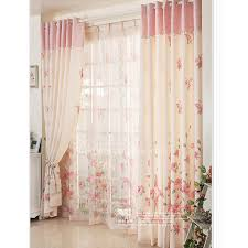 girl bedroom curtains floral good quality curtains online for girls bedroom decoration