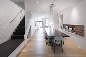 home design stores in toronto architecture overhauls slender urban home in toronto