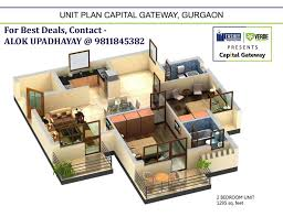 tashee capital gateway sec 111 gurgaon floor plans