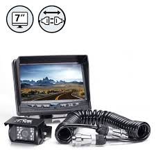 rvs 770613 213 backup camera system with trailer tow quick