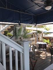 Backyard Restaurant Key West Louie U0027s Backyard Key West Restaurant Review Zagat