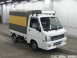 subaru sambar 2002 subaru sambar truck for sale stock no 46886 japanese