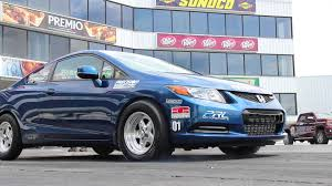 Is The Honda Civic Si Turbo Nyce1s Sparks Racing World U0027s Fastest 9th Gen Honda Civic Si