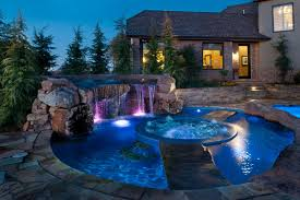 47 irresistible tub spa designs for your backyard