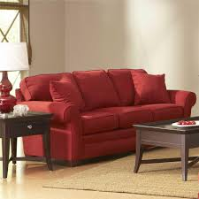 Best Home Furnishings In Frankfort Indiana Broyhill Furniture Zachary Queen Air Dream Sleeper With Rolled