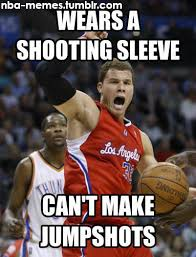 Blake Griffin Meme - kevin garnett and 10 players who deserve to be clowned the most