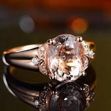 what is morganite 25 beautiful morganite engagement ring inspirations gold