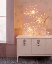 how to put christmas lights on your wall easy and elegant bedroom diy make your own glittering lightscape