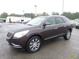 buick enclave 2016 2016 dark chocolate metallic buick enclave leather awd 107481321