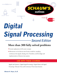 buy schaums outline of digital signal processing 2nd edition