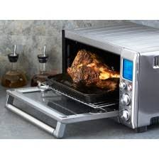 Cuisinart Deluxe Convection Toaster Oven Broiler Toaster Ovens By Delonghi And Convection Ovens By Cuisinart