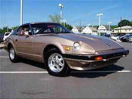 nissan 280z 1982 to 1984 datsun 280zx for sale on classiccars com