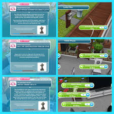 the mysterious island quest the sims free play
