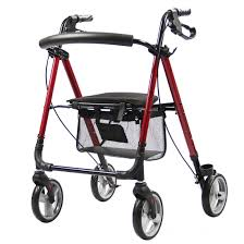 senior walkers with seat buy senior lightweight walkers with wheels and seat senior