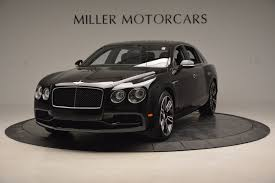 bentley flying spur black interior 2017 bentley flying spur v8 s stock b1205 for sale near westport