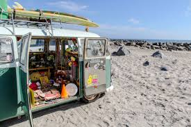 volkswagen bus beach kyle thomas photography scenic ca coast