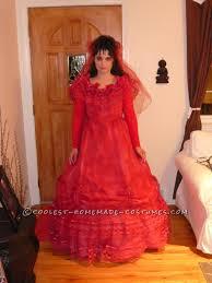 lydia beetlejuice wedding dress coolest costume idea beetlejuice and lydia the wedding