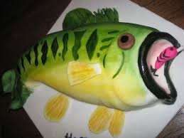 bass fish cake would you eat this bassblaster