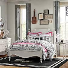 Pb Teen Bedrooms Sophie Classic Bed Pbteen