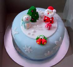 easy xmas cake decorating ideas style home design creative and