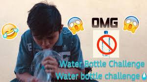 Challenge Water Wrong Water Bottle Challenge Water Bottle 1 Second